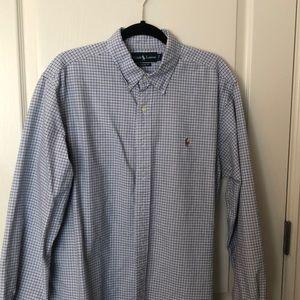 Men's long sleeve Ralph Lauren shirt